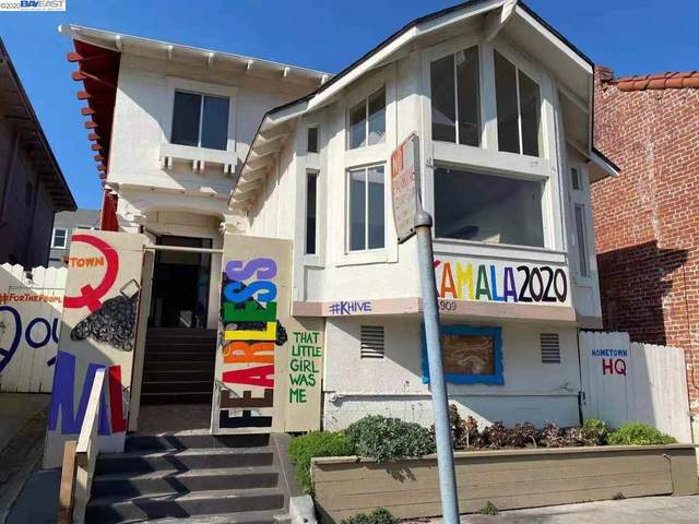 3909 Grand Ave, Oakland, CA 94610 (#BE40894192) :: Live Play Silicon Valley