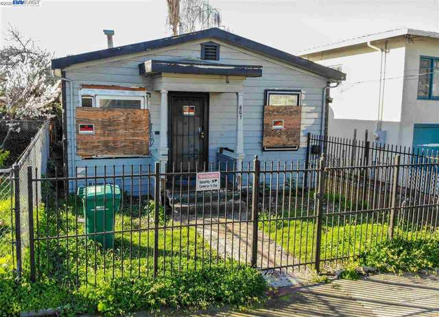 807 47th Street, Oakland, CA 94608 (#BE40894414) :: RE/MAX Real Estate Services