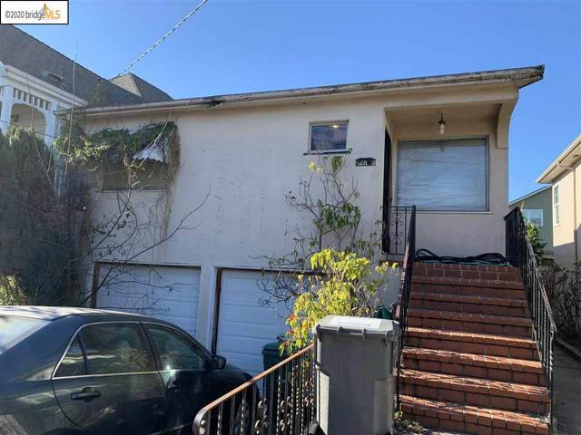 5271 Locksley Ave, Oakland, CA 94618 (#EB40894696) :: The Kulda Real Estate Group