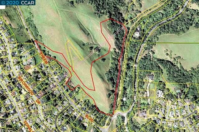 0 Rheem Blvd, Moraga, CA 94556 (#CC40894815) :: The Goss Real Estate Group, Keller Williams Bay Area Estates