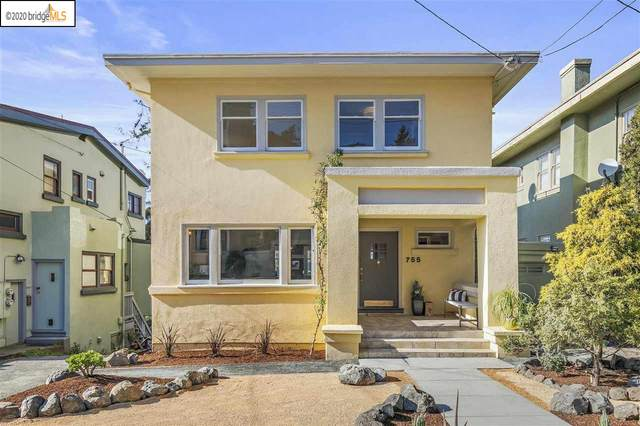 755 Warfield Ave, Oakland, CA 94610 (#EB40894857) :: Keller Williams - The Rose Group
