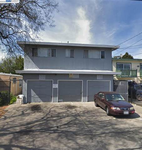 1927 82nd Ave, Oakland, CA 94621 (#BE40895019) :: RE/MAX Real Estate Services
