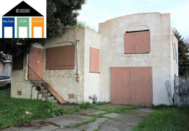 259 Sanford Ave, Richmond, CA 94801 (#MR40895263) :: Live Play Silicon Valley