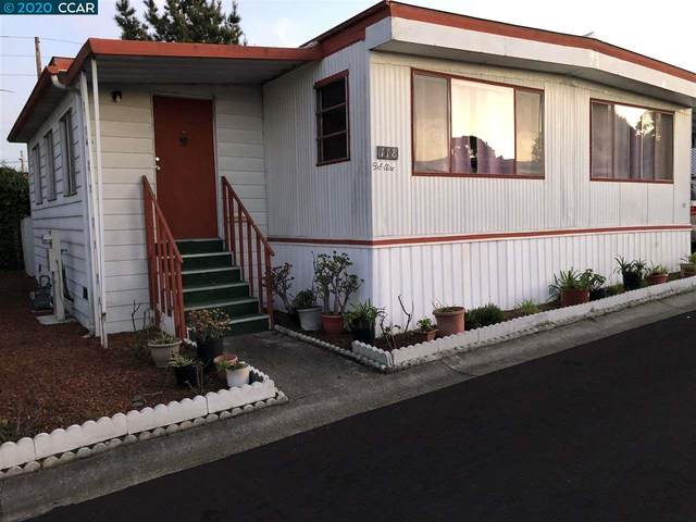 16401 San Pablo Ave, San Pablo, CA 94806 (#CC40895281) :: The Sean Cooper Real Estate Group