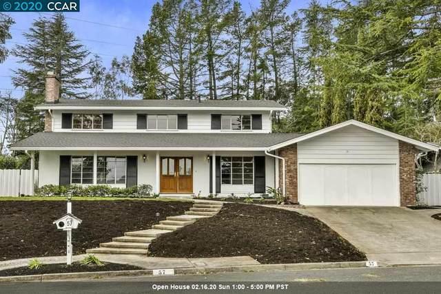 57 Warfield Dr, Moraga, CA 94556 (#CC40895555) :: The Goss Real Estate Group, Keller Williams Bay Area Estates