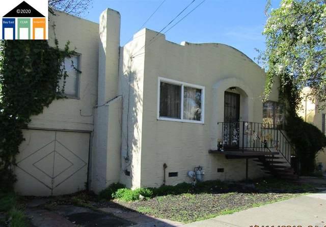 3527 California, Oakland, CA 94609 (#MR40895564) :: Real Estate Experts
