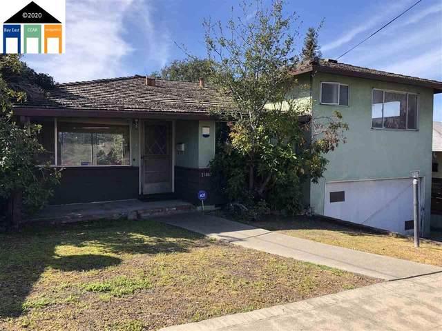 21867 Prospect St, Hayward, CA 94541 (#MR40895678) :: Keller Williams - The Rose Group