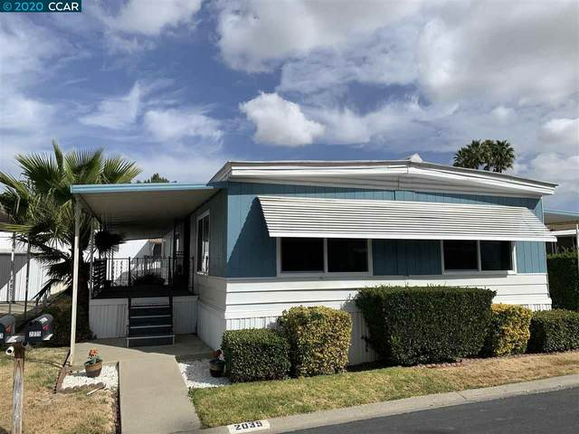 2035 Dalis Drive, Concord, CA 94520 (#CC40895693) :: RE/MAX Real Estate Services