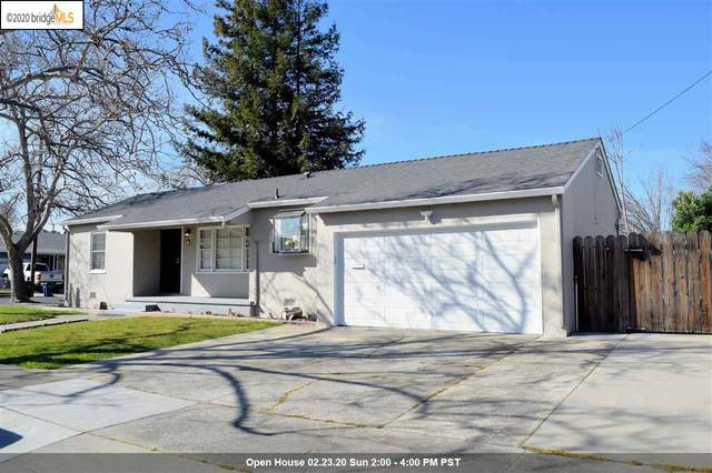 21 Russell Dr, Antioch, CA 94509 (#EB40895775) :: Keller Williams - The Rose Group