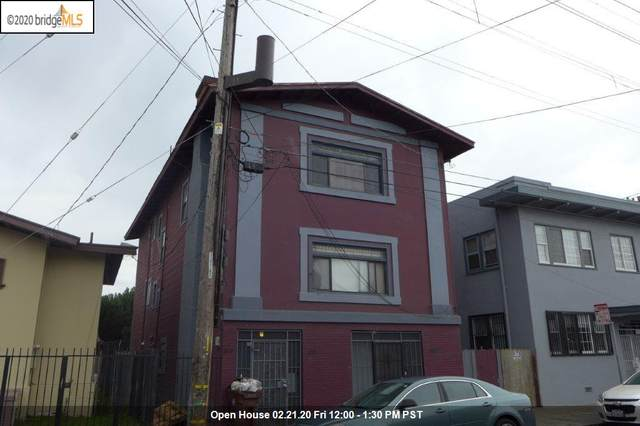 508 Bissell Avenue, Richmond, CA 94801 (#EB40895776) :: Live Play Silicon Valley