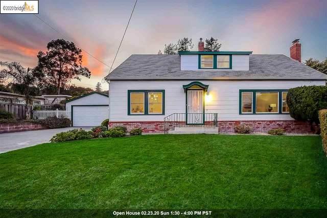 3920 Wesley Way, El Sobrante, CA 94803 (#EB40895893) :: The Goss Real Estate Group, Keller Williams Bay Area Estates