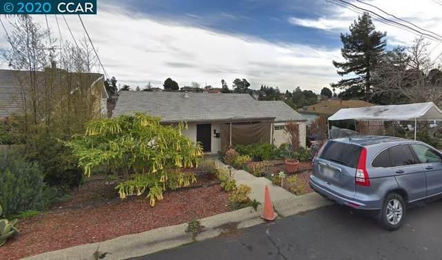 1092 Mitchell Way, El Sobrante, CA 94803 (#CC40895895) :: RE/MAX Real Estate Services