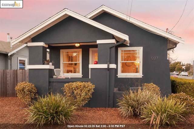 1227 Delaware St, Berkeley, CA 94702 (#EB40895911) :: RE/MAX Real Estate Services