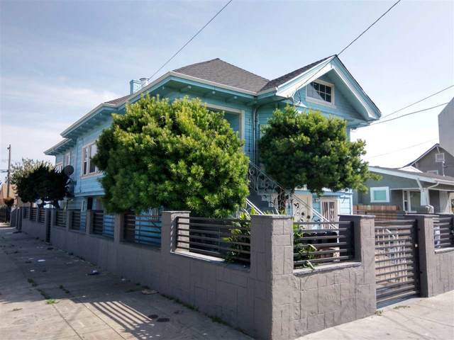1476 79Th Ave, Oakland, CA 94621 (#MR40895954) :: Keller Williams - The Rose Group