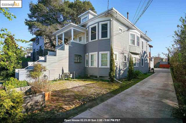 1031 62nd St, Oakland, CA 94608 (#EB40896071) :: Live Play Silicon Valley