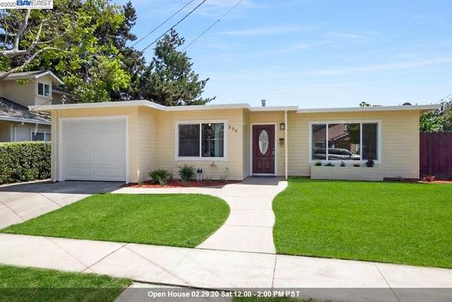 356 Annette Ln, Hayward, CA 94541 (#BE40896333) :: The Goss Real Estate Group, Keller Williams Bay Area Estates