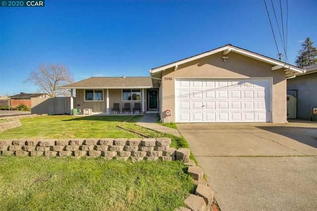 3596 Falcon, Concord, CA 94520 (#CC40896345) :: Intero Real Estate