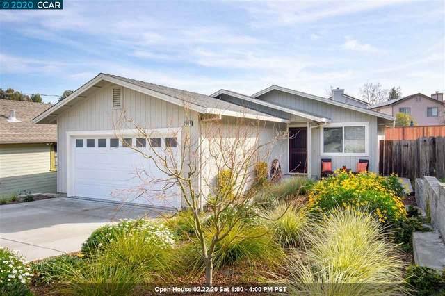 2904 Merle Ave, Martinez, CA 94553 (#CC40896361) :: Intero Real Estate