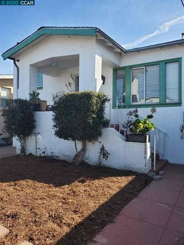 1622 72Nd Ave, Oakland, CA 94621 (#CC40896406) :: Keller Williams - The Rose Group