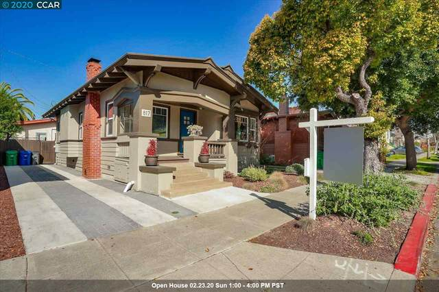 817 Park Street, Alameda, CA 94501 (#CC40896482) :: Intero Real Estate