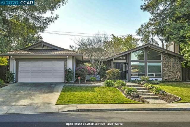 3151 Kirby Ln, Walnut Creek, CA 94598 (#CC40896586) :: Keller Williams - The Rose Group