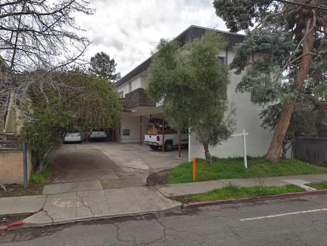 1607 Milvia St, Berkeley, CA 94709 (#MR40896603) :: Real Estate Experts