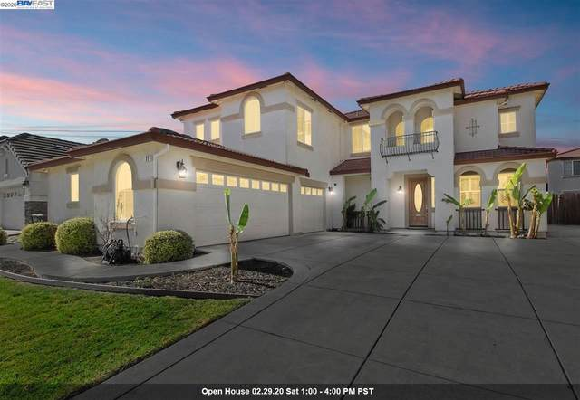 27 Escher Circle, Oakley, CA 94561 (#BE40896609) :: The Kulda Real Estate Group