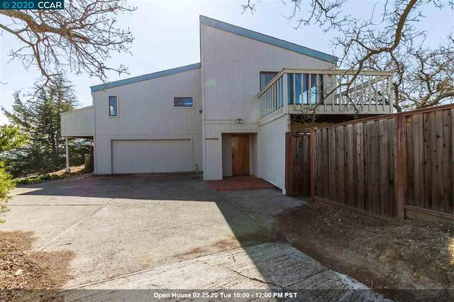 136 Twin Peaks Dr, Walnut Creek, CA 94595 (#CC40896612) :: The Kulda Real Estate Group