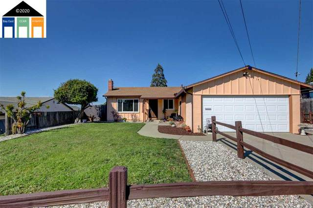 2301 Galway Rd, San Pablo, CA 94806 (#MR40896614) :: The Kulda Real Estate Group
