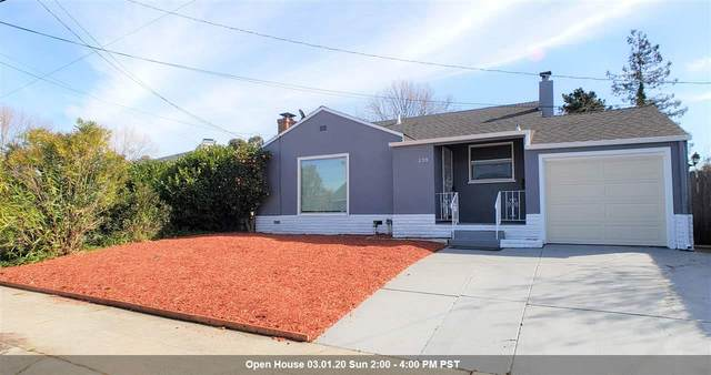 320 Catron, Oakland, CA 94603 (#MR40896633) :: The Kulda Real Estate Group