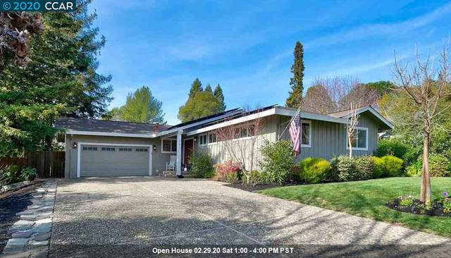 141 Lomitas Drive, Danville, CA 94526 (#CC40896642) :: The Kulda Real Estate Group