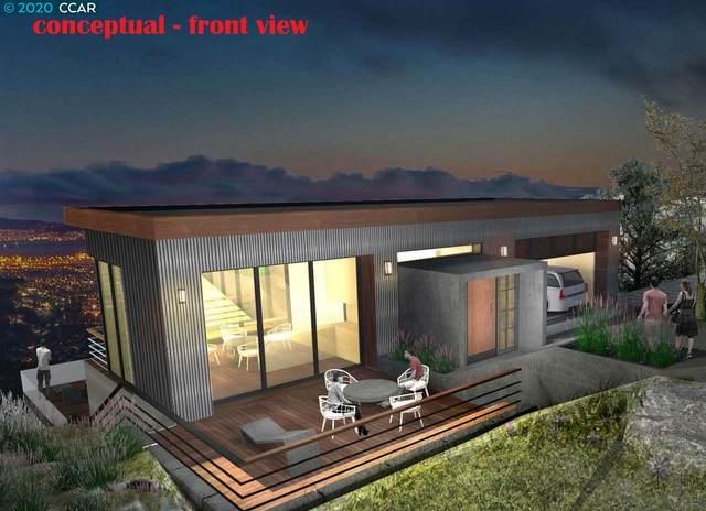 1017 Rispin Dr, Berkeley, CA 94705 (#CC40896668) :: Strock Real Estate