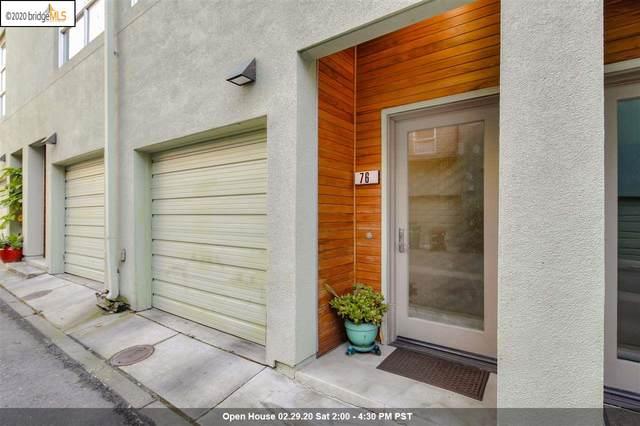 76 Glashaus Loop, Emeryville, CA 94608 (#EB40896696) :: Real Estate Experts