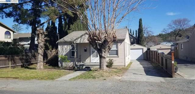 1160 Santa Fe Ave, Martinez, CA 94553 (#BE40896713) :: RE/MAX Real Estate Services
