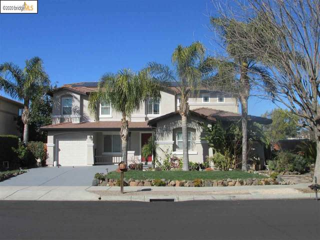 731 Campanello Way, Brentwood, CA 94513 (#EB40896726) :: RE/MAX Real Estate Services