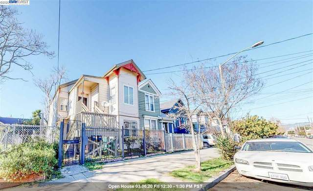 1019 Willow St, Oakland, CA 94607 (#BE40896731) :: Keller Williams - The Rose Group