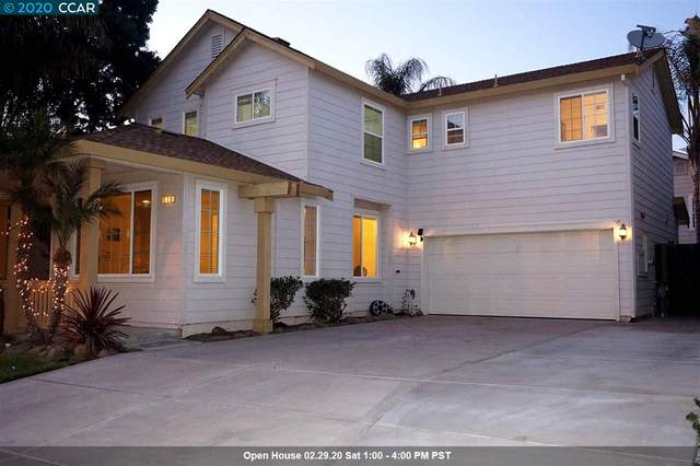 535 Jacaranda St, Brentwood, CA 94513 (#CC40896833) :: Keller Williams - The Rose Group