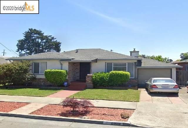 2028 Coalinga Ave., Richmond, CA 94801 (#EB40896913) :: Live Play Silicon Valley