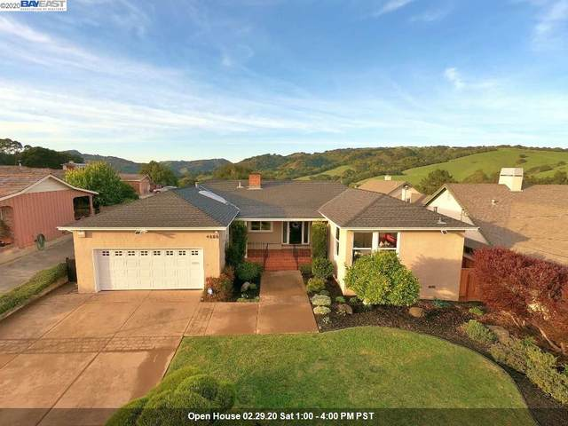 4886 Proctor Rd, Castro Valley, CA 94546 (#BE40897136) :: Live Play Silicon Valley