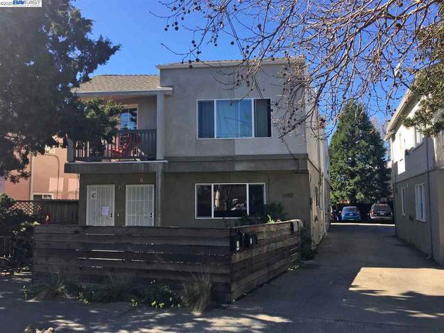 7Th St, Berkeley, CA 94710 (#BE40897346) :: The Kulda Real Estate Group