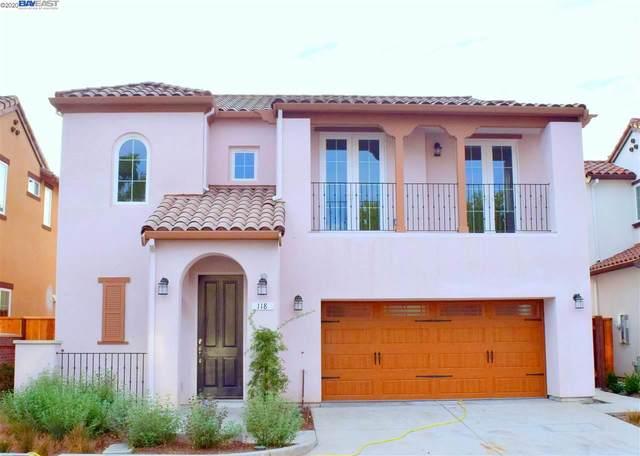 118 Barias Place, Pleasanton, CA 94566 (#BE40897433) :: The Kulda Real Estate Group