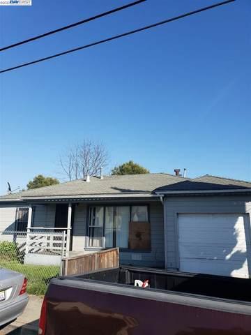 424 Douglas Ave, Oakland, CA 94603 (#BE40897579) :: Alex Brant Properties