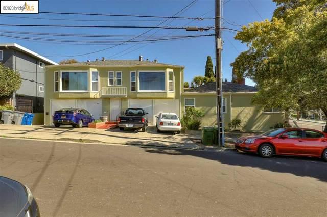 802 Lexington Ave, El Cerrito, CA 94530 (#EB40897968) :: Real Estate Experts