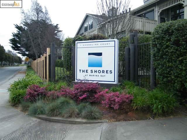 29 Shoreline Ct, Richmond, CA 94804 (#EB40898332) :: The Kulda Real Estate Group