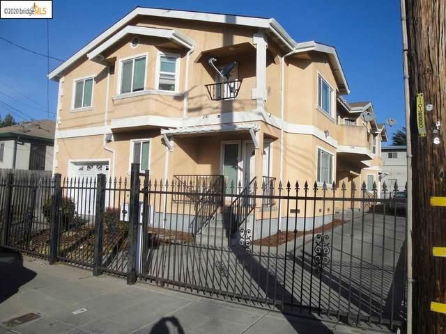 2137 94th, Oakland, CA 94603 (#EB40898499) :: RE/MAX Real Estate Services