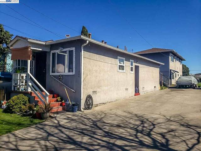 464 Douglas Ave, Oakland, CA 94603 (#BE40898784) :: RE/MAX Real Estate Services