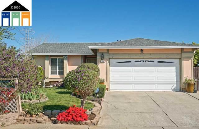 854 Birchwood Dr, Pittsburg, CA 94565 (#MR40899123) :: The Kulda Real Estate Group