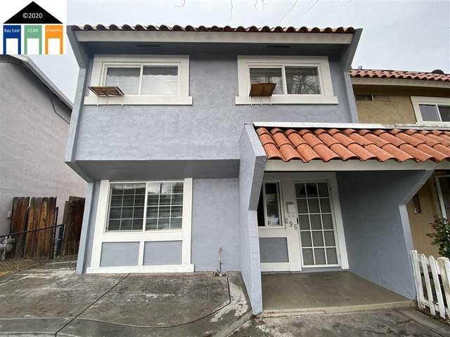 696 Palm Circle Drive, Tracy, CA 95376 (#MR40899371) :: The Kulda Real Estate Group