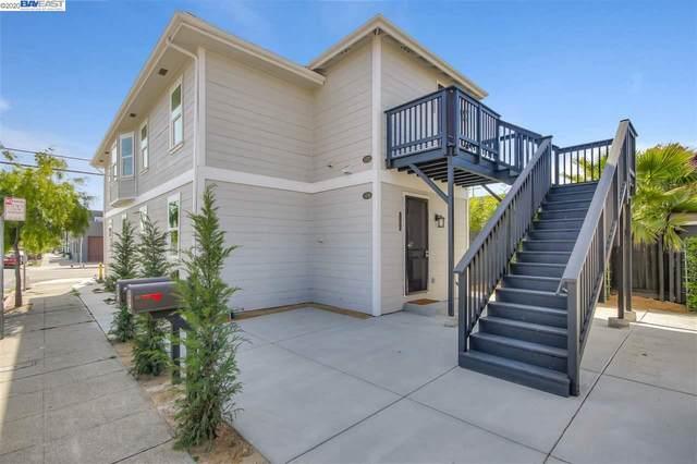 1100 28th Street, Oakland, CA 94608 (#BE40899376) :: Intero Real Estate