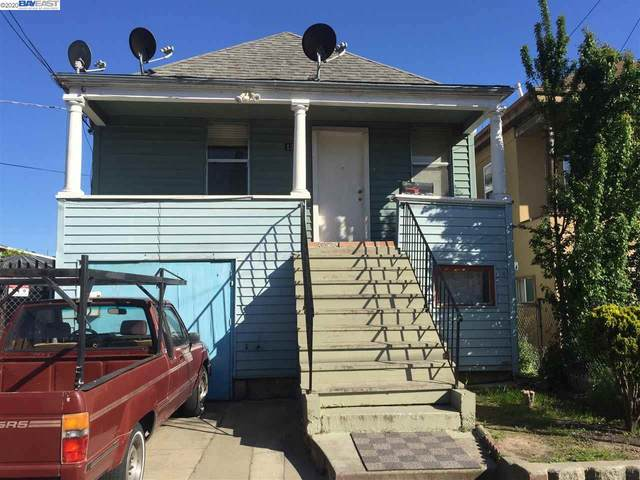 1314 51St Ave, Oakland, CA 94601 (#BE40899475) :: The Kulda Real Estate Group